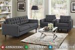 Lexmod Modern Set Sofa Tamu Minimalis Jepara Fabric Custom Color ST-0667