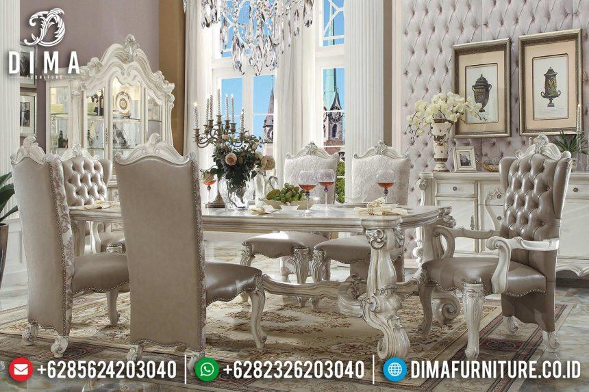 Set Kursi Makan Klasik Model Eropa Terbaru Versailles ST-0683