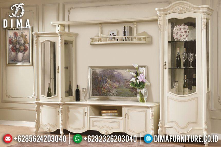 Set Bufet Tv Klasik Modern Mewah Terbaru ST-0690