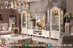 Set Bufet Tv Mewah Modern Mebel Jepara Terbaru ST-0759