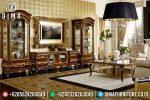 Set Bufet Tv Mewah Ukir Mebel Jepara Terbaru ST-0701
