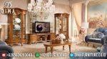 Set Bufet Tv Model Eropa Klasik Mewah Terbaru ST-0749