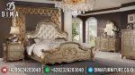 Set Kamar Tidur Klasik Modern Duco Mewah Terbaru ST-0745