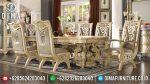 Set Meja Makan Mewah Model Eropa Klasik Terbaru Minerva ST-0729