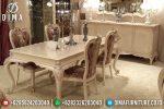 Set Meja Makan Klasik Model Eropa Terbaru ST-0790