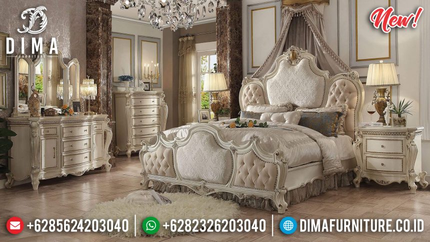 Kamar Set Mewah Duco French Style Best Seller ST-0865