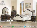 Harga Kamar Set Minimalis Jati Natural Furniture Jepara Terpercaya ST-0877