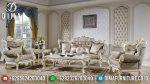 New Models Sofa Tamu Jepara Luxury Design Furniture Mewah ST-0890