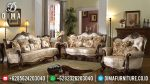 Sofa Tamu Mewah Jepara Narutal Jati Classic Ukiran ST-0888