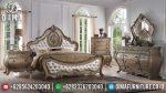 Set Kamar Tempat Tidur Mewah Luxury Classic Ariel ST-2023