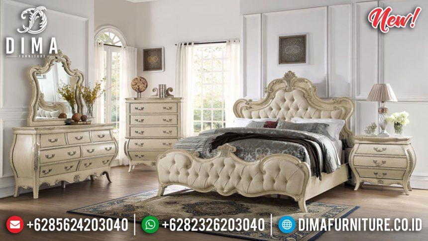 Set Tempat Tidur Klasik Duco Mewah Terbaru ST-0905