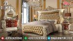 Set Tempat Tidur Mewah Ukir Classic Duco Terbaru ST-0899