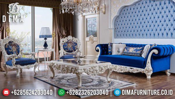 Sofa Mewah Ruang Tamu Special Christmas Edition Luxury Carving Furniture Jepara ST-0975
