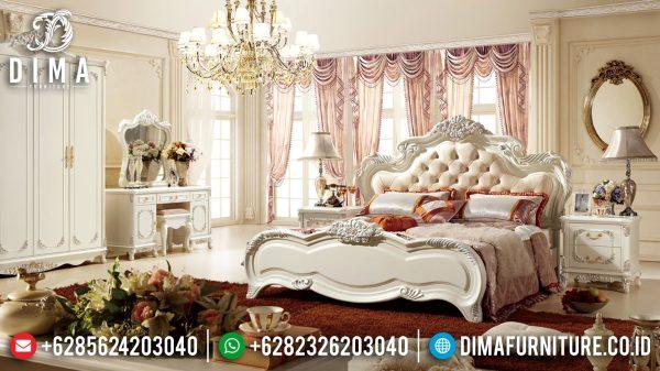 Kamar Set Mewah Jepara Arabella Ukiran Luxury New Mebel Jepara ST-1059