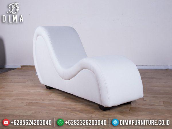 Loveseat Sofa Tantra Terbaru, Sofa Santai Pasangan New Luxury Jepara ST-1076