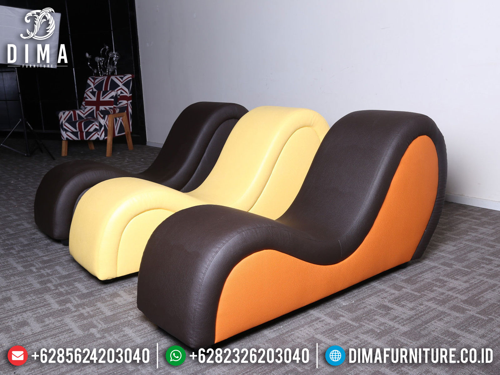 New Model Sofa Tantra Minimalis Kamasutra Education Tools Seat ST-1079