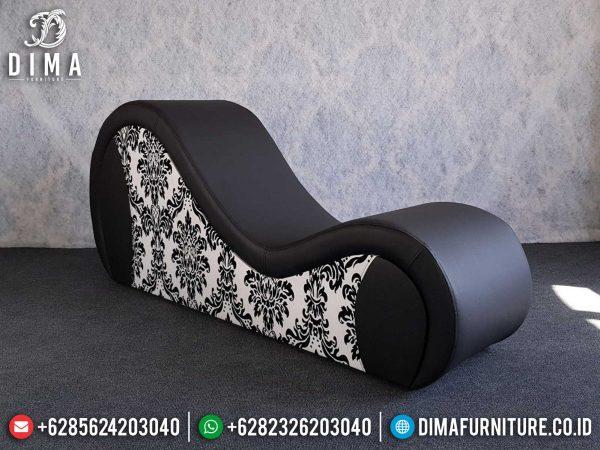 Sofa Santai Pengantin, Kursi Sofa Tantra Luxury Fabric Best Seller ST-1072