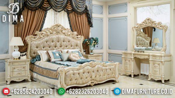 Cool Style Kamar Set Mewah Luxury Classic Furniture Jepara Terbaru ST-1151