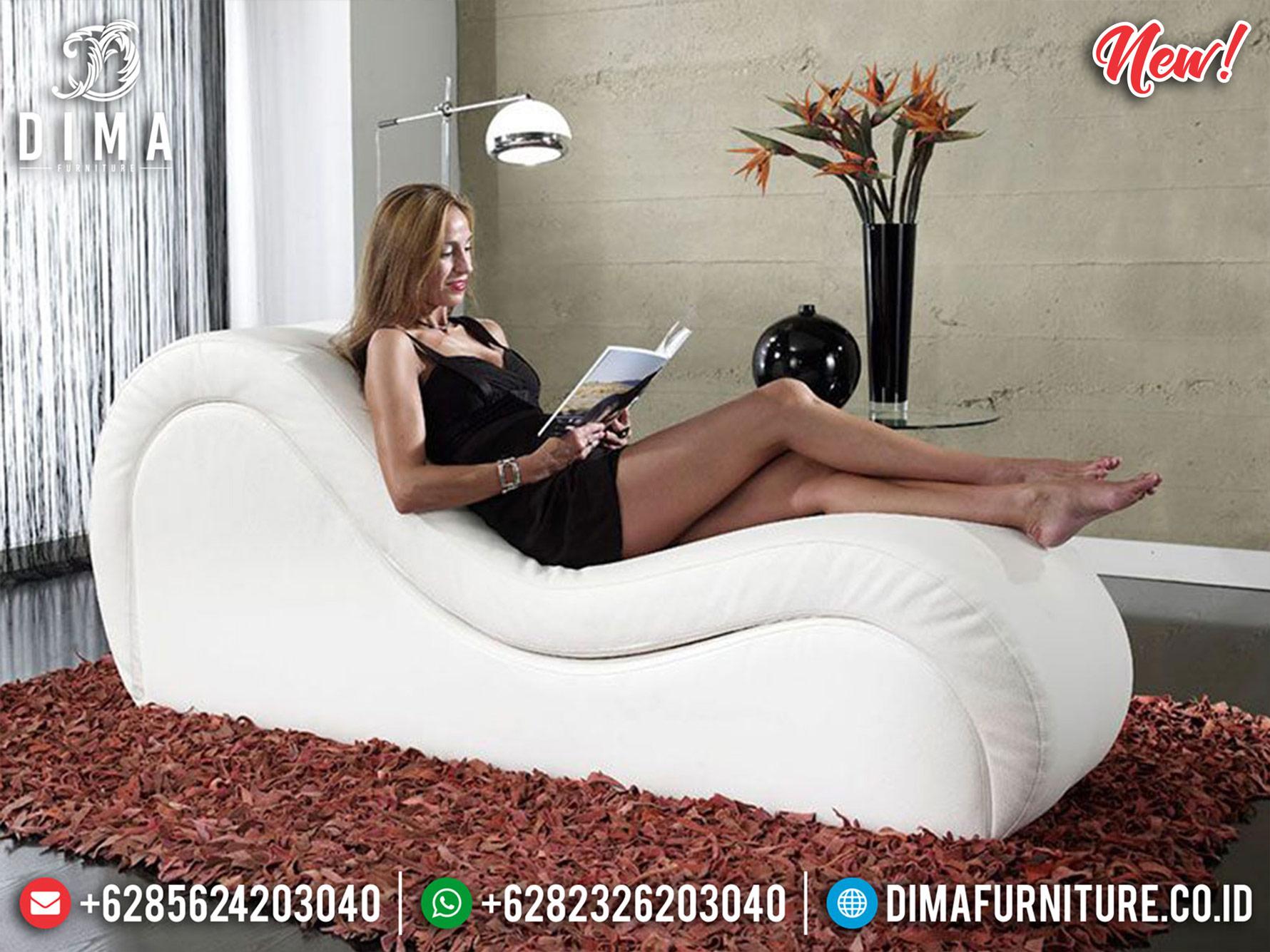 Desain Sofa Bercinta Comfortable Furniture Jepara Luxury Terbaru ST-1137