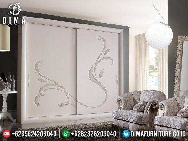 Harga Lemari Pakaian Minimalis Jepara New Style Great Quality ST-1092