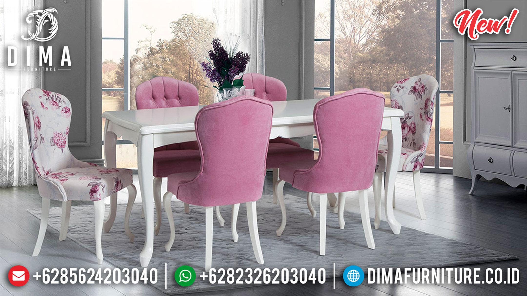 Harga Meja Makan Minimalis Jepara Luxury Shabby Wonderful Furniture ST-1169
