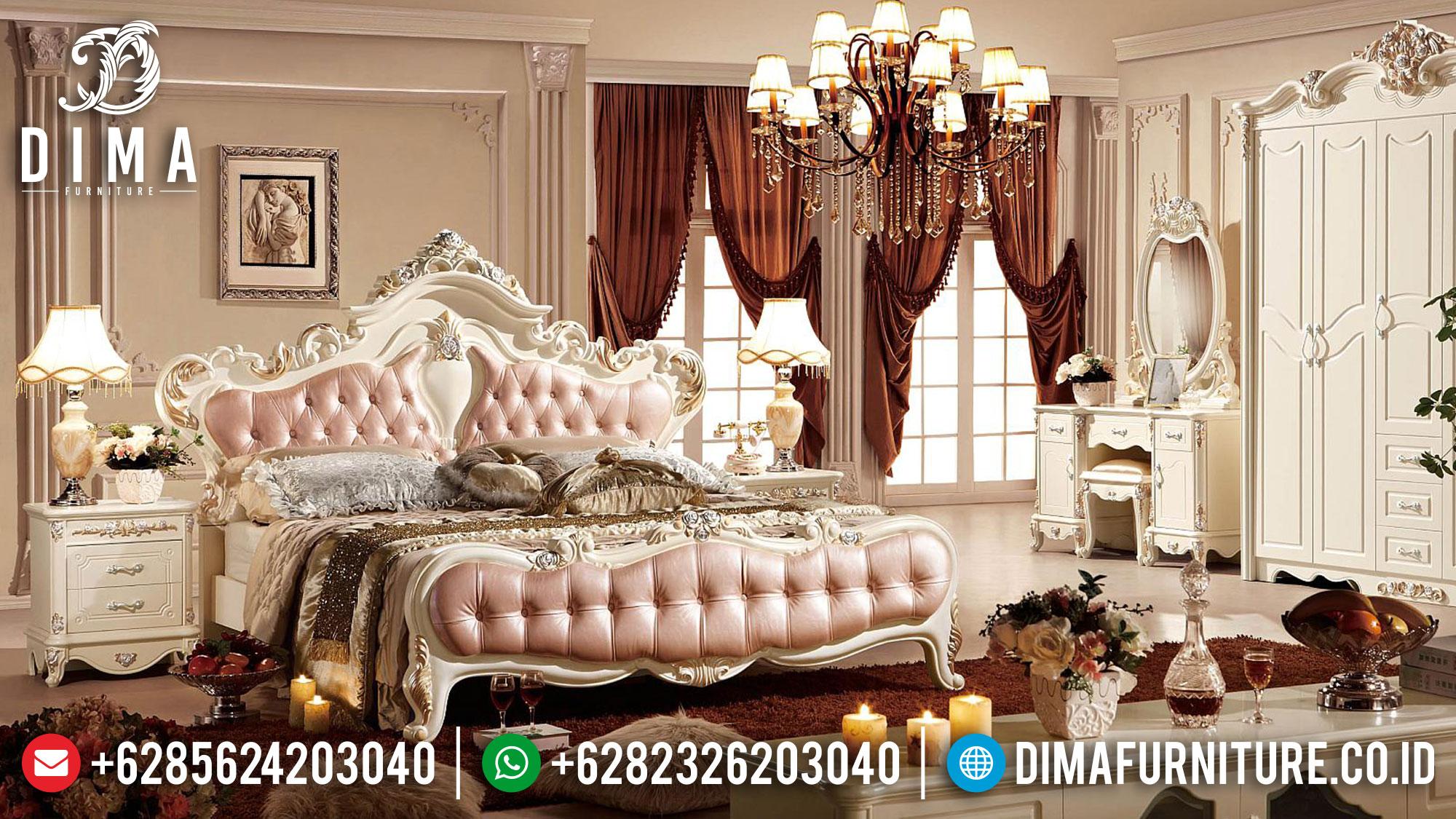 Kamar Set Mewah Ukir Jepara Luxury Baroque Style Great Quality Item ST-1143