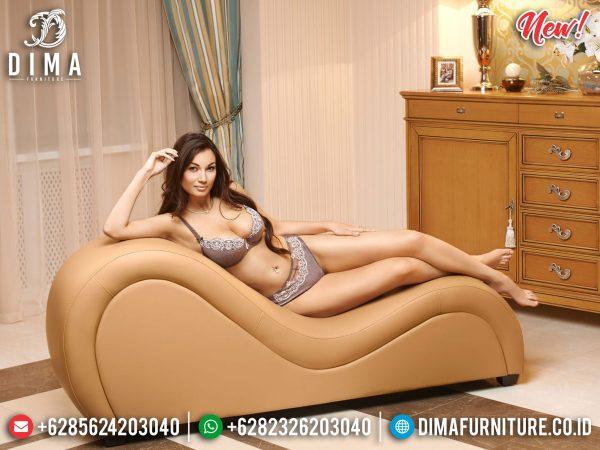 Sofa Bercinta Terbaru Best Quality Mebel Jepara Terpercaya ST-1136