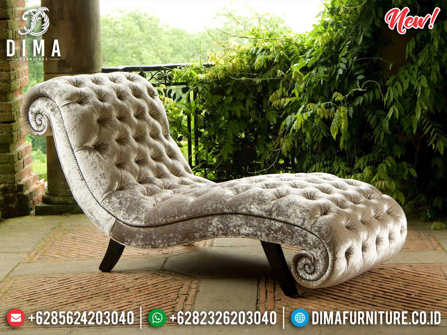 Sofa Santai Mewah Luxury Furniture Jepara Design Interior Inspiring ST-1131