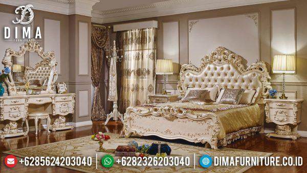 Tempat Tidur Mewah Terbaru Luxury Classic Deluxe Room Sepcial Edition ST-1153