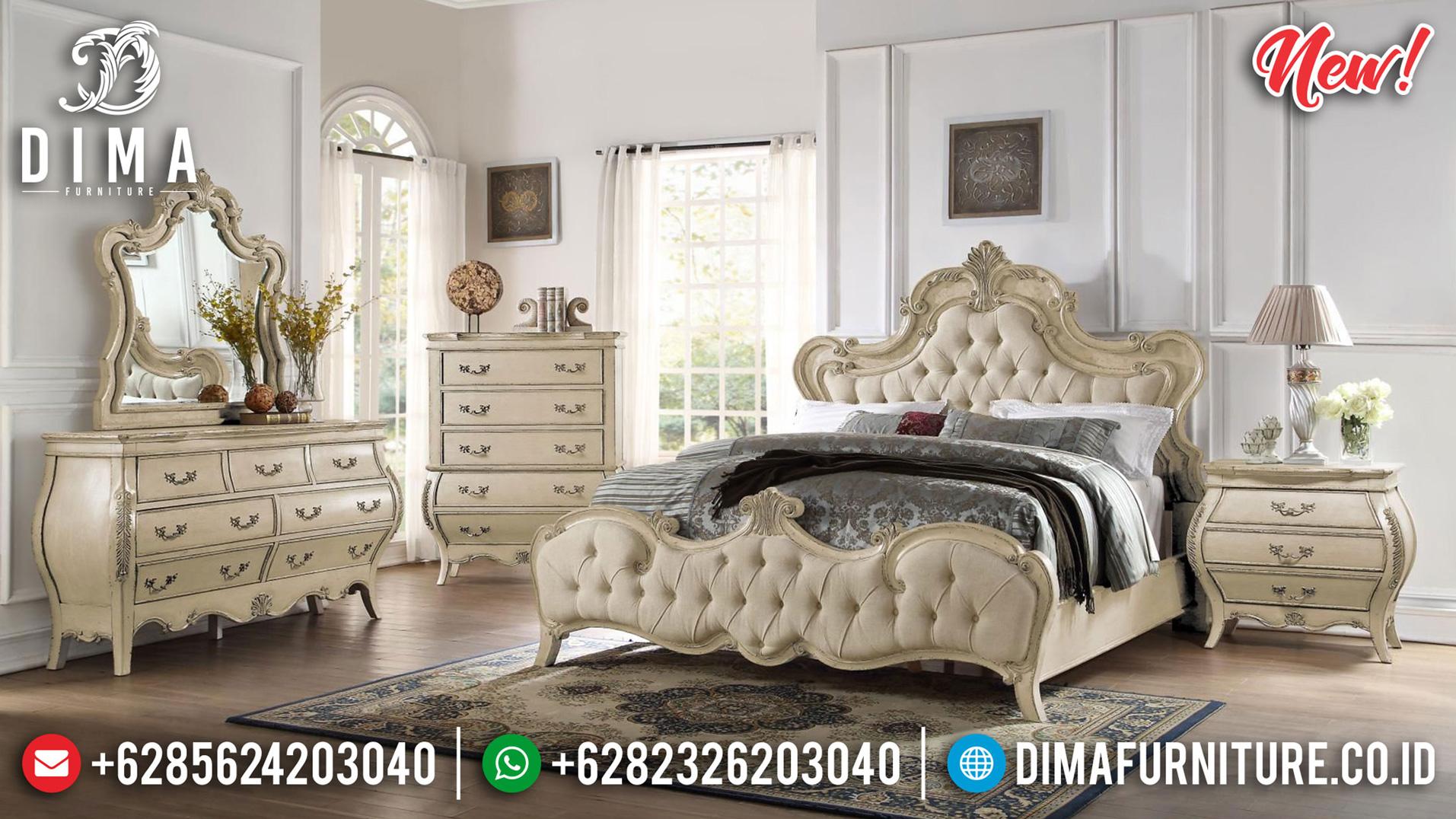 Angeline Tempat Tidur Mewah Jepara Luxury Get Sale Today ST-1179