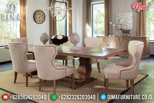 Meja Makan Minimalis Jepara Luxury Classic Priceless Today ST-1223