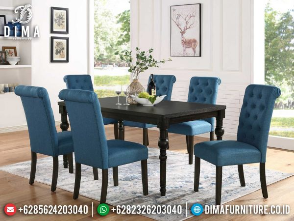 Meja Makan Minimalis Terbaru Simple Design Best Collection Update ST-1237