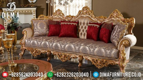 Book Now Set Sofa Tamu Jepara Luxury Classic Carving ST-1389