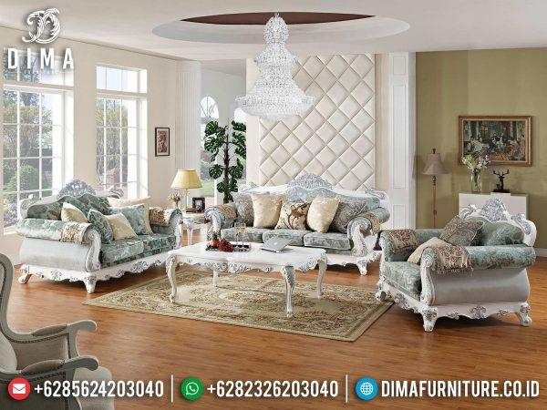 Book Now Sofa Tamu Mewah Terbaru Luxury Classic Furniture Jepara ST-1277