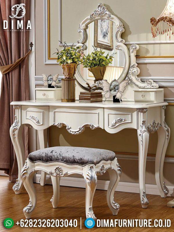 Buy Now Meja Rias Mewah Terbaru Luxury Carving Jepara ST-1393