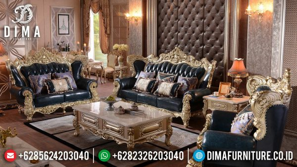 Buy Now Sofa Tamu Mewah Ukir Jepara Luxurious Style Terbaru ST-1361