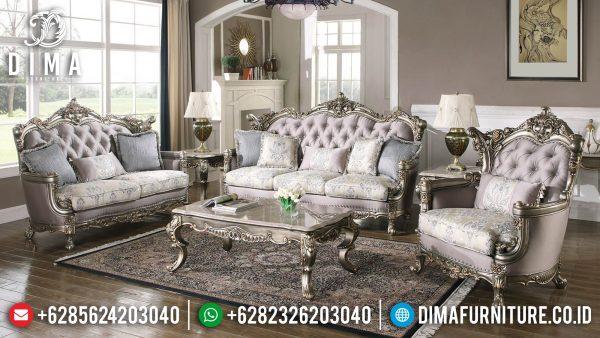 Gloria Desain Sofa Tamu Mewah Classic Luxury Great Palace Style ST-1280