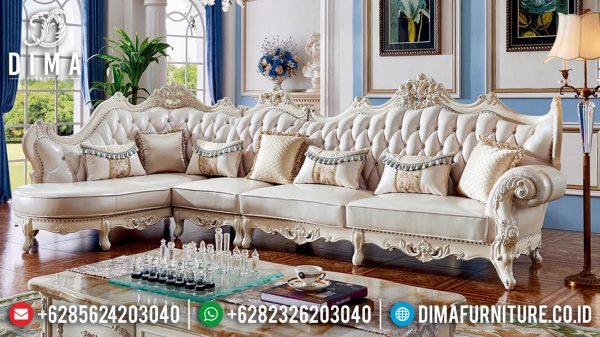 Great Sofa Tamu Sudut Mewah Excellent Luxury Color Furniture Jepara ST-1366