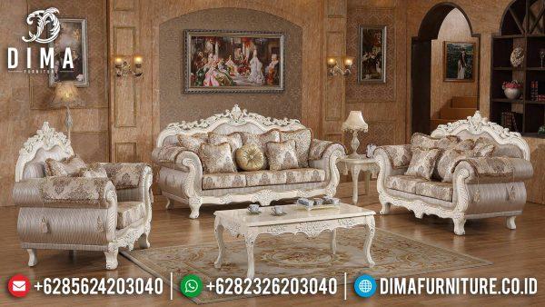 Jual Sofa Tamu Mewah Terbaru Luxury Excellent Duco Color ST-1385