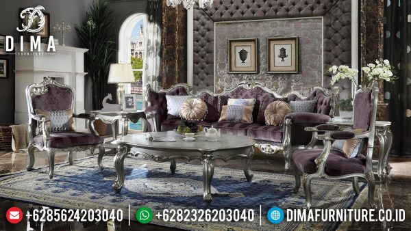 New Style Sofa Tamu Jepara Luxury Design Furniture Jepara ST-1380