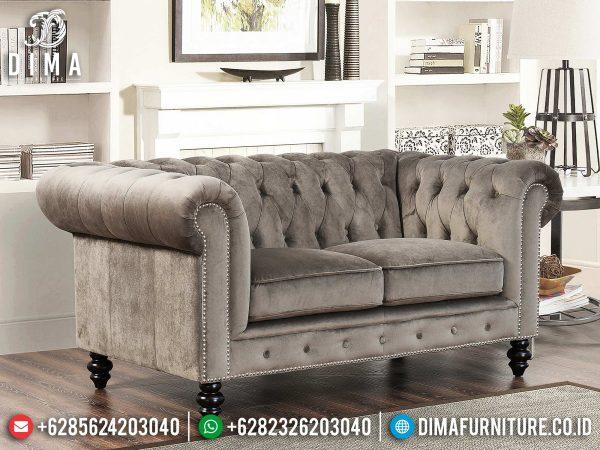 Sofa Tamu Jepara Minimalis Design Excellent Fabric Best Royal Foam ST-1326