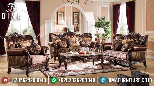 Sofa Tamu Mewah Sofa Ruang Tamu Mewah Design Inspiring Luxury ST-1287