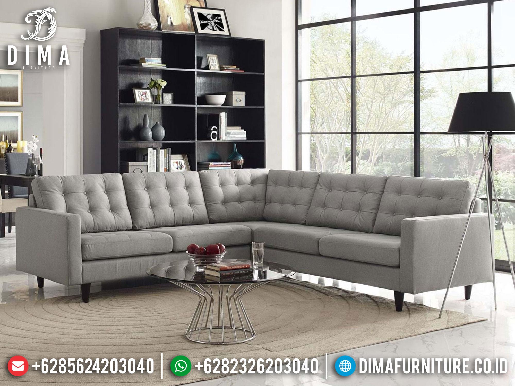 Sofa Tamu Minimalis Jepara Classic Luxury Design Best Quality Item ST-1263