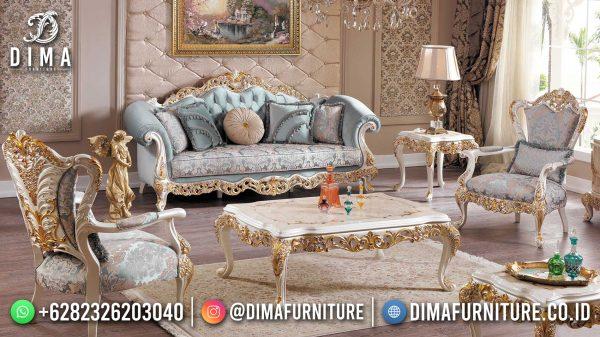 Best Sale Sofa Tamu Mewah Quora Luxury Classic Carving ST-1442
