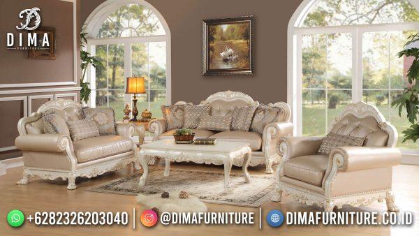 Jual Sofa Mewah Ukiran Jepara Luxury Carving New Style Art Duco Color ST-1449