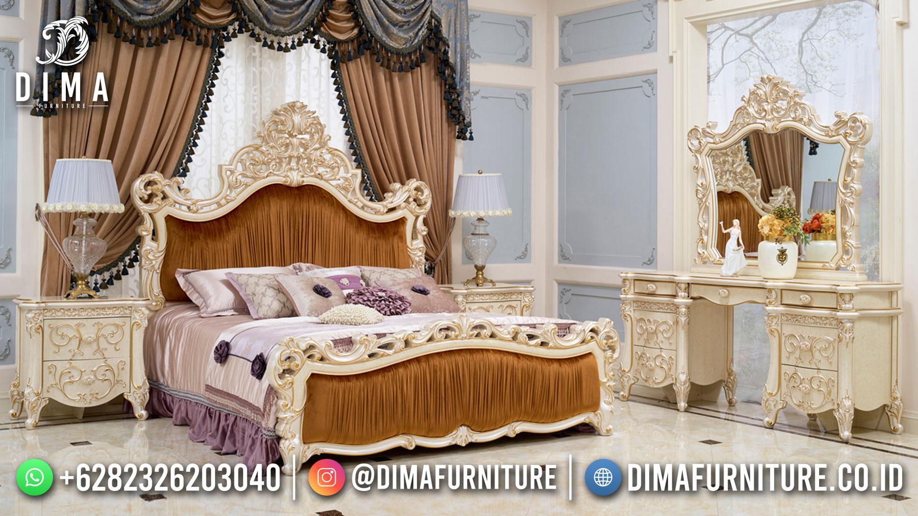 Kamar Set Mewah Ukiran Jepara New Released Luxury Design ST-1408
