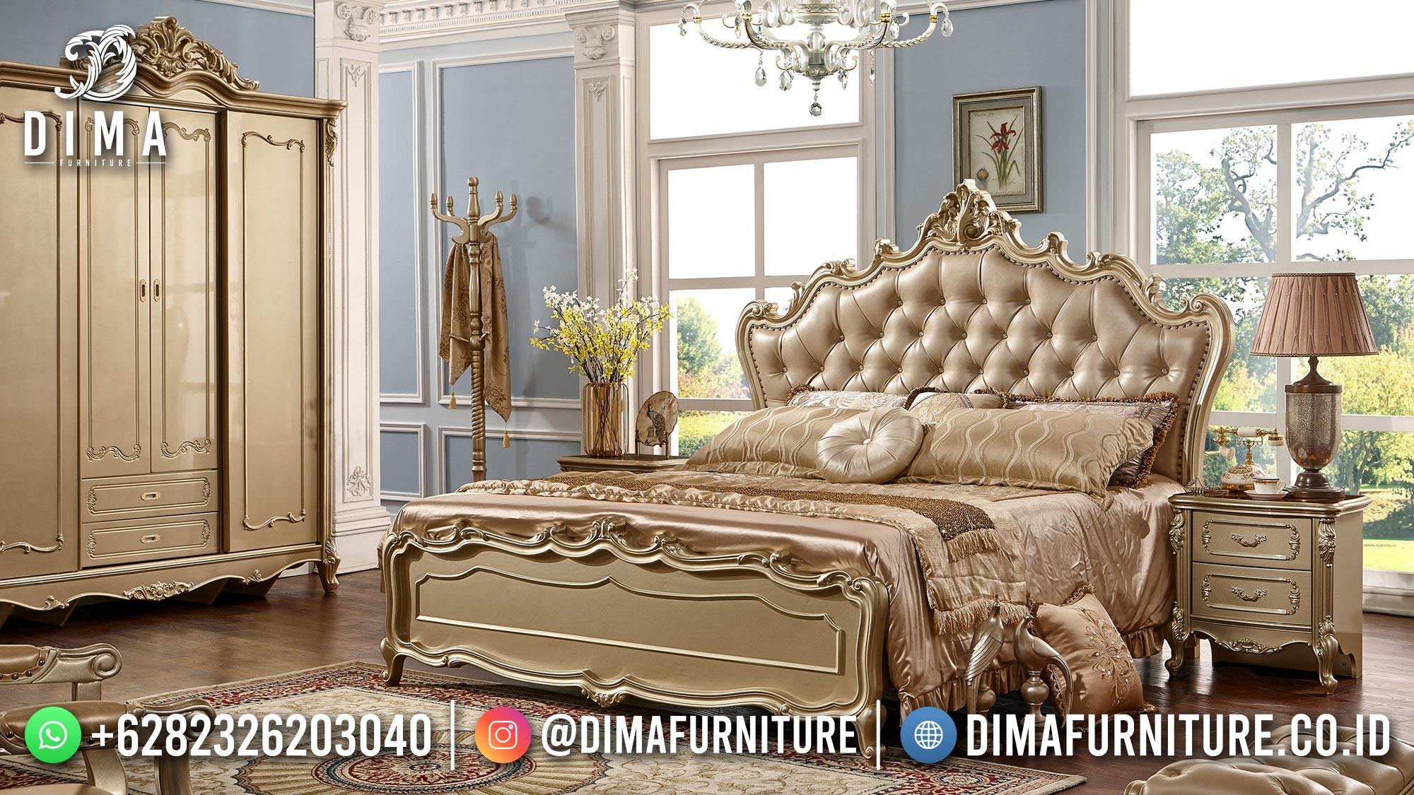 New Tempat Tidur Mewah Terbaru Luxury Glorious Style ST-1415