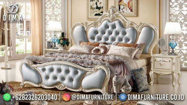 Adaline Style Tempat Tidur Modern Elegant Design Furniture Jepara ST-1536