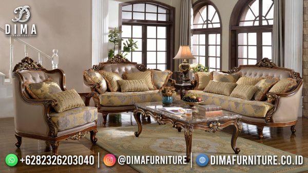 Desain Sofa Tamu Mewah Klasik Luxury Style Great Empire ST-1512