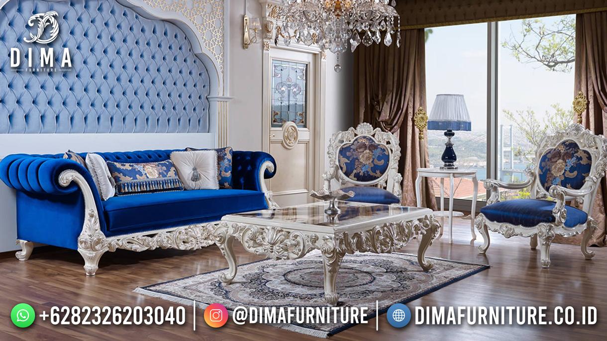Harga Sofa Tamu Mewah Ukiran Classic Luxury Mebel Jepara ST-1499